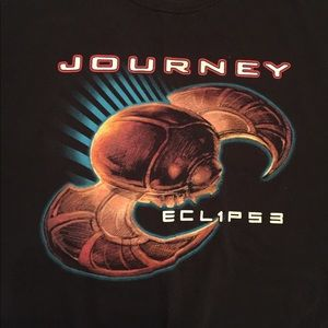 Other - 2011 Journey The Eclipse 3 Tour Shirt